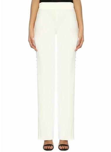 Jonathan Simkhai Pantolon Beyaz